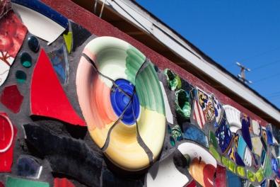 Mosaic Tile House - Venice, CA